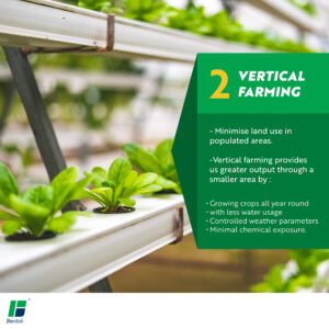 Vertical farming: a food technology innovation